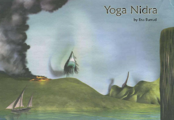 Yoga Nidra Article-Ena Burrud Rodriguez